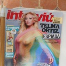 Coleccionismo de Revista Interviú: REVISTA INTERVIU Nº 1887 AÑO 2012.. Lote 128012871