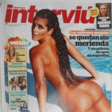 Coleccionismo de Revista Interviú: REVISTA INTERVIU Nº 1891 AÑO 2012.. Lote 128013115