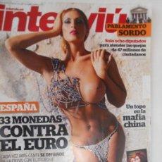 Coleccionismo de Revista Interviú: REVISTA INTERVIU Nº 1904 AÑO 2012.. Lote 128013291