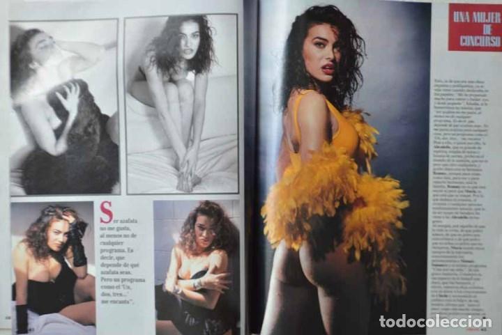 Coleccionismo de Revista Interviú: REVISTA INTERVIU, Nº 882. 25 MARZO 1993. ALFONSO GUERRA. MARÍA ABRADELO - Foto 5 - 69386485