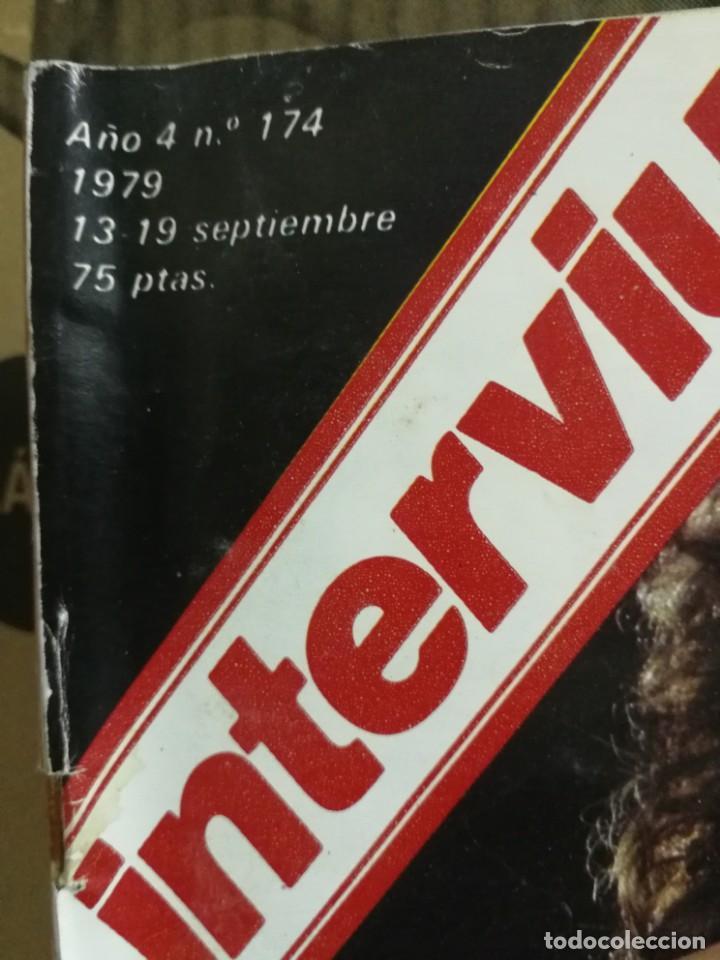 Coleccionismo de Revista Interviú: LOTE 49 REVISTAS INTERVIU ANTIGUAS - Foto 2 - 133414506