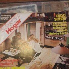 Coleccionismo de Revista Interviú: INTERVIU SUPLEMENTO N 3 1976. Lote 137657640