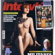 Coleccionismo de Revista Interviú: INTERVIÚ Nº 2070 AROA MORENO . Lote 148932313