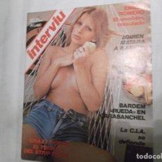 Coleccionismo de Revista Interviú: INTERVIU Nº 2,ORIGINAL,1976,CRAZY HORSE EL TEMPLO DEL STRIP-TEASE, LO QUE CUESTA UNA RUPTURA. Lote 139967806