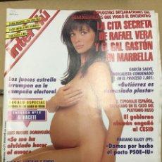 Coleccionismo de Revista Interviú: REVISTA INTERVIU NATALIA ESTRADA SARA MONTIEL MAYO 1995 Nº 994. Lote 139993126