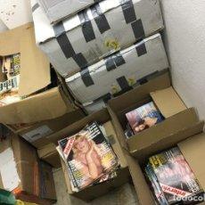 Coleccionismo de Revista Interviú: MILES DE INTERVIU DE TODOS LOS AÑOS, PREGUNTA TUS FALTAS O LOS QUE NECESITES. Lote 141123705
