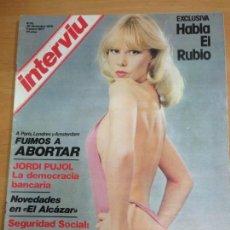 Coleccionismo de Revista Interviú: REVISTA INTERVIU Nº 33 AÑO 1 DICIEMBRE 1976 . Lote 141671270