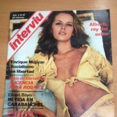 Coleccionismo de Revista Interviú: REVISTA INTERVIU Nº 41 FEBRERO 1977 . Lote 141673386