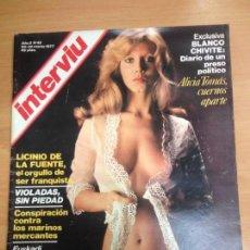 Coleccionismo de Revista Interviú: REVISTA INTERVIU Nº 45 MARZO 1977 . Lote 141674058