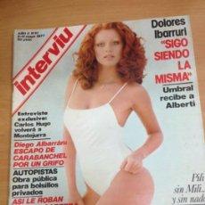Coleccionismo de Revista Interviú: REVISTA INTERVIU Nº 51 ABRIL 1977 . Lote 141678058