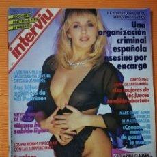 Coleccionismo de Revista Interviú: INTERVIÚ Nº 778. CATHARINA CLAUSEN (PORTADA). MADONNA. NIEVES HERRERO. Lote 142354954