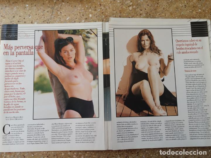 Coleccionismo de Revista Interviú: 9 POSTERS INTERVIÚ. DIOSAS DEL EROTISMO. - Foto 2 - 142958410