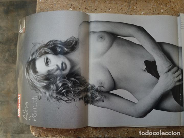 Coleccionismo de Revista Interviú: 9 POSTERS INTERVIÚ. DIOSAS DEL EROTISMO. - Foto 10 - 142958410