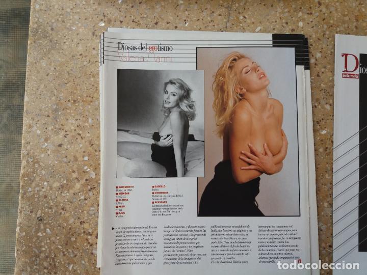 Coleccionismo de Revista Interviú: 9 POSTERS INTERVIÚ. DIOSAS DEL EROTISMO. - Foto 28 - 142958410