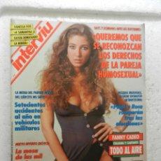 Coleccionismo de Revista Interviú: INTERVIU REVISTA Nº 891 - MAYO JUNIO 1993 - MARADONA - VENEZUELA. Lote 143322354