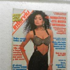 Coleccionismo de Revista Interviú: INTERVIU REVISTA Nº 921 - DICIEMBRE 1993 ENERO 1994. Lote 143322818