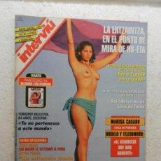 Coleccionismo de Revista Interviú: INTERVIU REVISTA Nº 958 - SEPTIEMBRE 1994 - MITOS ERÓTICOS AVA GADNER, GINA LOLLOBRIGIDA . Lote 143323214