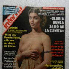 Coleccionismo de Revista Interviú: INTERVIU REVISTA Nº 877 - FEBRERO 1993 - LA MAFIA ITALIANA SE INSTALA EN ANDALUCIA - MIGUEL ROCA . Lote 143325550