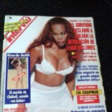Coleccionismo de Revista Interviú: REVISTA. INTERVIU. OCTUBRE-NOVIEMBRE 1994. Nº 966. AÑO 19. LIA CHAPMAN . LEER.. Lote 144283378