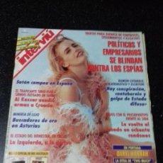 Coleccionismo de Revista Interviú: REVISTA. INTERVIU. DICIEMBRE 1995. Nº 1026. AÑO 20. DARYL HANNAH, CHICA DE PORTADA. LEER.. Lote 144292242