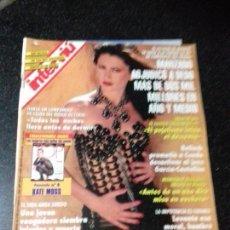 Coleccionismo de Revista Interviú: REVISTA. INTERVIU. SEPTIEMBRE-OCTUBRE 1995. Nº 1013. AÑO 20. LUCIA GONZALEZ, CHICA DE PORTADA. LEER.. Lote 144293014
