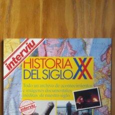 Coleccionismo de Revista Interviú: NÚMERO ESPECIAL DE INTERVIÚ. HISTORIA DEL SIGLO XX. Lote 145486926