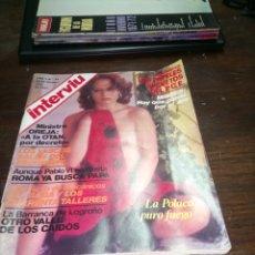 Coleccionismo de Revista Interviú: REVISTA INTERVIU N° 74 DEL AÑO 1977. Lote 145521904