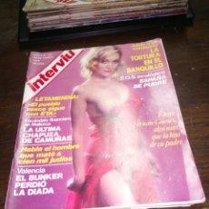 Coleccionismo de Revista Interviú: REVISTA INTERVIU N° 75 DEL AÑO 1977. Lote 145524982