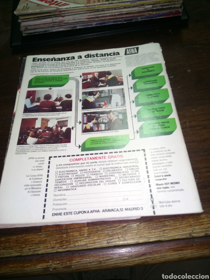 Coleccionismo de Revista Interviú: Revista interviu n° 75 del año 1977 - Foto 2 - 145524982