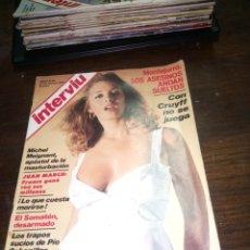 Coleccionismo de Revista Interviú: REVISTA INTERVIU N° 40 DEL AÑO 1977.. Lote 145526696