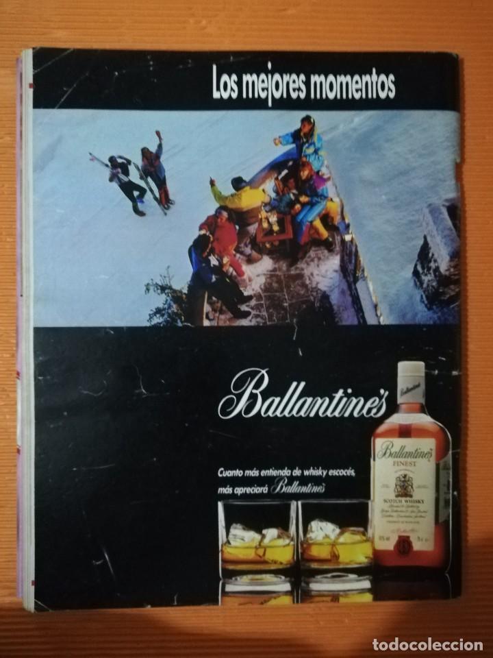 Coleccionismo de Revista Interviú: INTERVIÚ Nº 714. ALESSANDRA MUSSOLINI (PORTADA) DESNUDA. PÓSTER GIGANTE KIM BASINGER/NASTASSIA KINSK - Foto 5 - 145745966