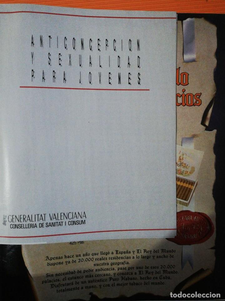 Coleccionismo de Revista Interviú: INTERVIÚ Nº 625. MORGAN FAIRCHILD (PORTADA) AL DESNUDO. INCLUYE LIBRO EDUCACIÓN SEXUAL - Foto 3 - 145834186