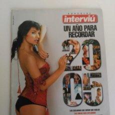 Coleccionismo de Revista Interviú: ESPECIAL INTERVIÚ 2005. Lote 145905050