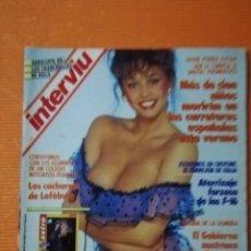 Coleccionismo de Revista Interviú: INTERVIÚ Nº 633. MARIA WHITTAKER (PORTADA), DESNUDA: TENGO MÁS PECHO QUE SAMANTHA FOX. Lote 146427154