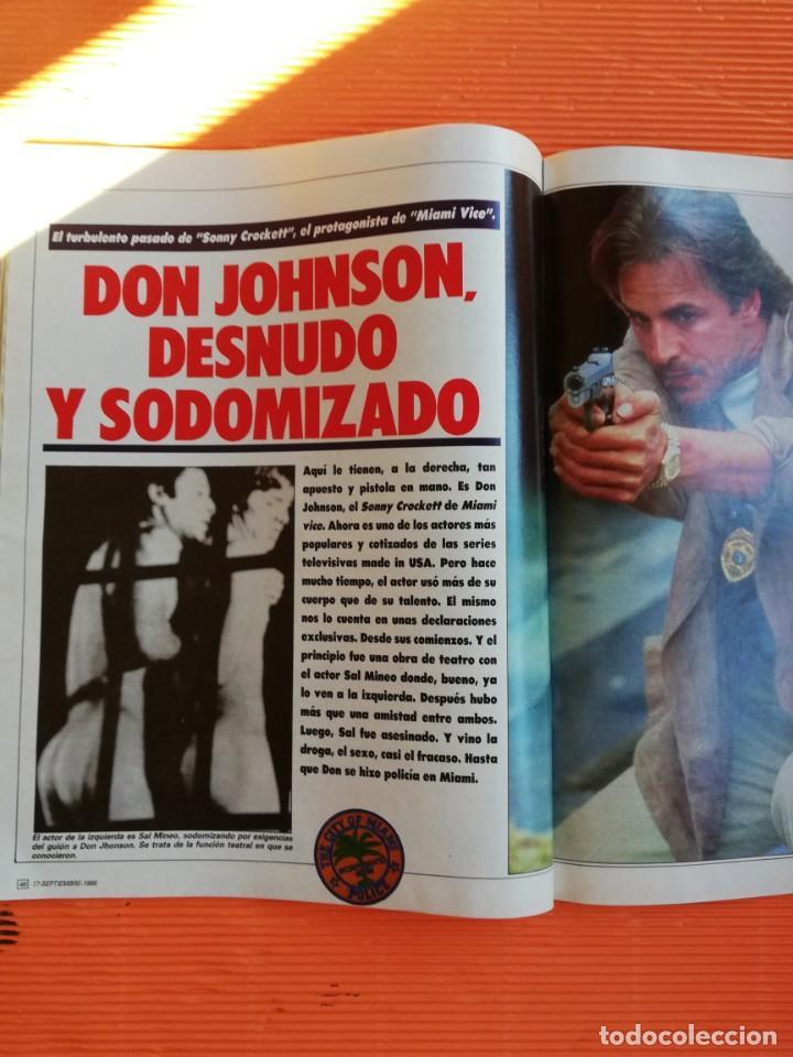 Interviú Nº 540 Sonia Martínez Portada Desnuda Y Sin Trabajo Las Fotos Del Escándalo