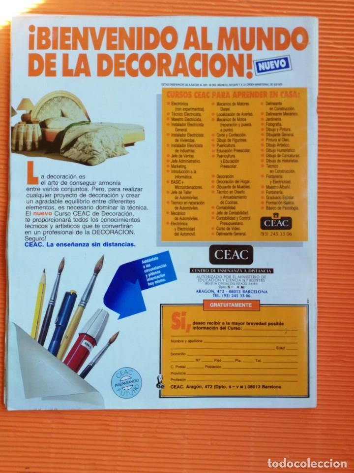 Interviú Nº 538 Sonia Martínez Naturaleza Al Desnudo Interior Revista Especial Verano