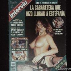 Coleccionismo de Revista Interviú: INTERVIU N 1063 FILI HOUTEMAN. Lote 148807842