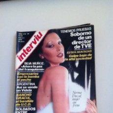 Coleccionismo de Revista Interviú: INTERVIU N 92 1978. NORMA DUVAL. Lote 151520446