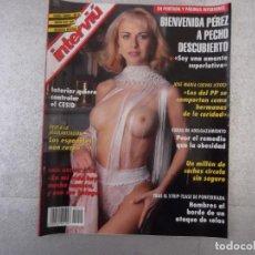 Coleccionismo de Revista Interviú: REVISTA INTERVIU 1994. BIENVENIDA PEREZ, OBESIDAD, EL CESID, ISABEL SERRANO, ISABEL GEMIO. Lote 151577130