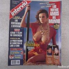 Coleccionismo de Revista Interviú: REVISTA INTERVIU 1996. ALICE GUADALUPE, OCTAVIO ACEVES, ALEXANDRA FILOMENA, BRIGITTE BARDOT, MARADON. Lote 151583938