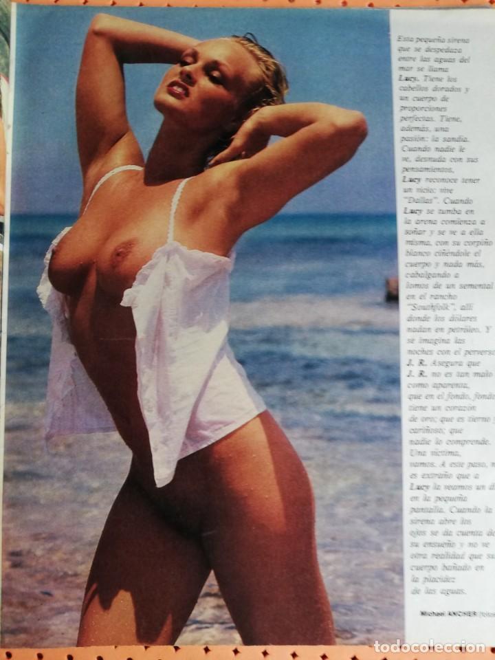 Interviú Nº 375 A Lucy Desnuda Le Va Dallas Caso Urquijo Corinne Clery Desnuda