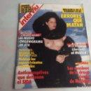 Coleccionismo de Revista Interviú: INTERVIU Nº 558 AÑO 1987 ENTREVISTA A MATIAS PRATS. PACO LLORENTE AL MADRID. Lote 160283238