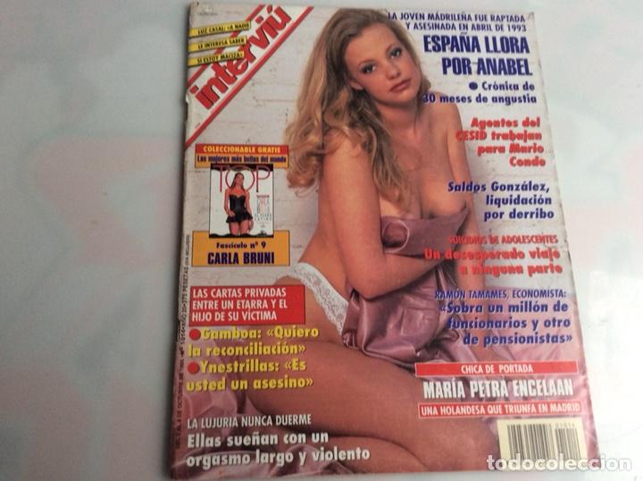 INTERVIU 1014. AÑO 1995 MARIA PETRA ENCELAAN, ROSSELYN, BALLETBÓ (Coleccionismo - Revistas y Periódicos Modernos (a partir de 1.940) - Revista Interviú)