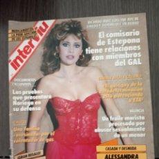 Coleccionismo de Revista Interviú: REVISTA INTERVIU Nº 714 - ENERO 1990. Lote 177215545