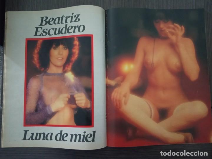 Coleccionismo de Revista Interviú: INTERVIU Nº 404 BEATRIZ ECUDERO JOSE LEGRA BARBRA STREISAND 1984 - Foto 2 - 161035270