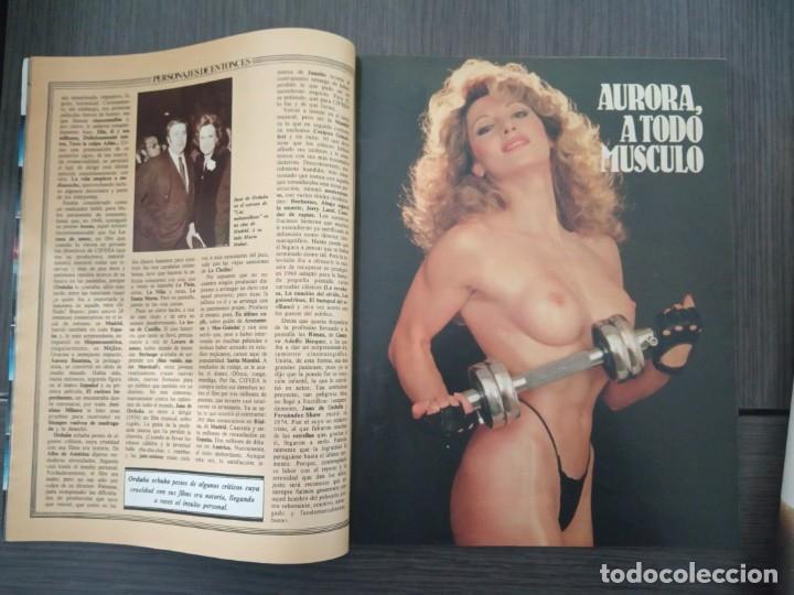 Coleccionismo de Revista Interviú: INTERVIU Nº 404 BEATRIZ ECUDERO JOSE LEGRA BARBRA STREISAND 1984 - Foto 3 - 161035270