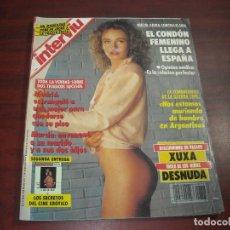 Coleccionismo de Revista Interviú: REVISTA INTERVIU AÑO 1992- ENTREVISTA CAMILO SESTO - PETRA HANDLOVA. Lote 165404034