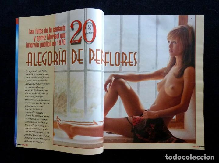 1976-1996, 20 AÑOS DE INTERVIU (Coleccionismo - Revistas y Periódicos Modernos (a partir de 1.940) - Revista Interviú)