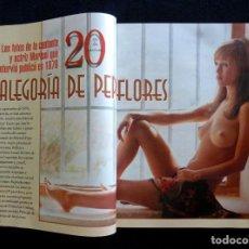 Coleccionismo de Revista Interviú: 1976-1996, 20 AÑOS DE INTERVIU. Lote 165475390