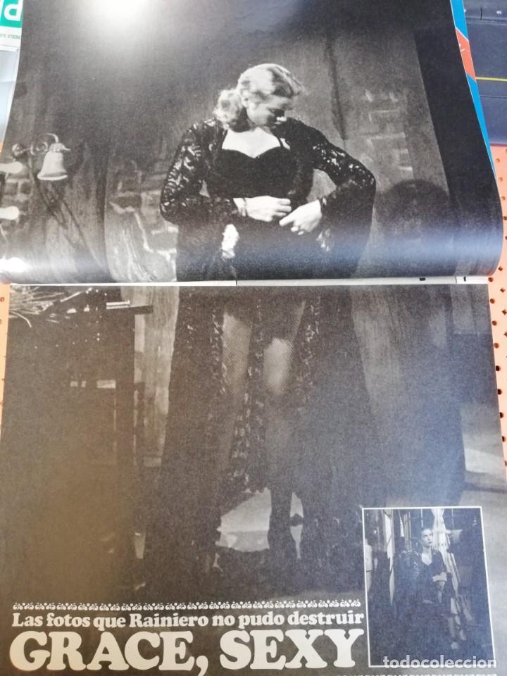 Coleccionismo de Revista Interviú: INTERVIÚ Nº 337. DESNUDAMOS A LA AMANTE DEL PRÍNCIPE ANDRÉS. GRACE KELLY. BO DEREK - Foto 4 - 165632606